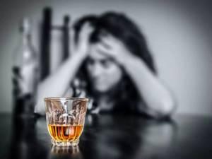 алкогольная депрессия симптомы лечение