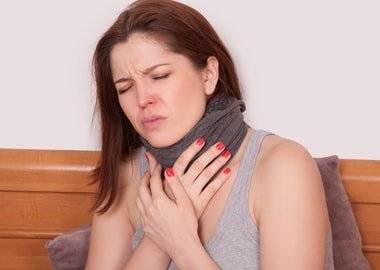 ангина катаральная без температуры симптомы и лечение