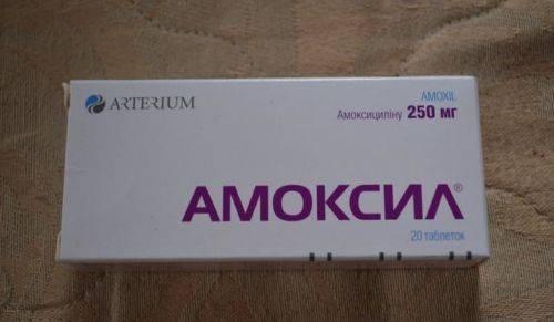 ангина симптомы и лечение антибиотиками