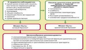 бронхит симптомы и лечение у взрослых амброксол