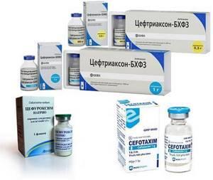 цистит симптомы лечение уколы