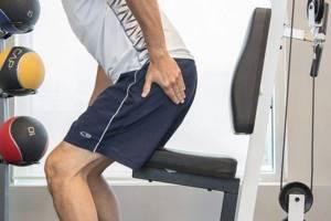 грушевидная мышца воспаление симптомы лечение
