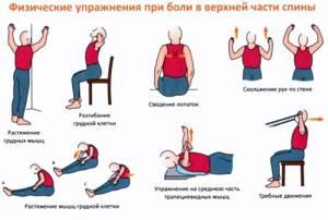 хондроз шейно грудной симптомы и лечение