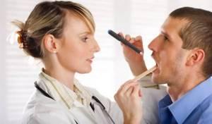 молочница на губах у взрослых симптомы лечение