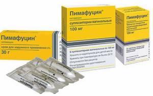 молочница симптомы и лечение таблетки