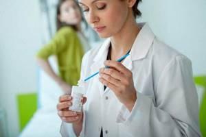 молочница у девочек 10 лет симптомы и лечение