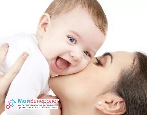 молочница у грудничка во рту симптомы и лечение на гв