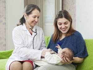 молочница у младенцев во рту лечение симптомы и лечение