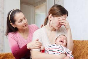 послеродовая депрессия симптомы и лечение народными средствами