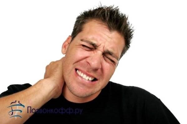 шейный остеохондроз симптомы лечение таблетками