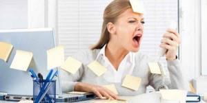 сильный стресс симптомы лечение