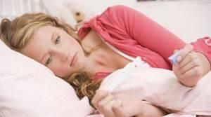 симптомы молочницы прошли без лечения