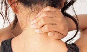 симптомы шейного хондроза лечение народными средствами