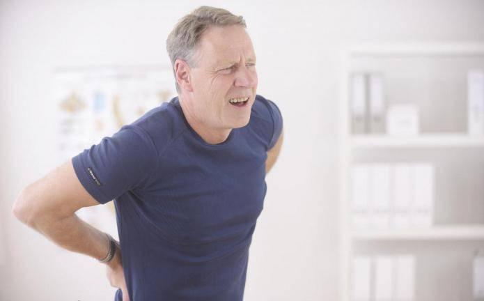 травмы копчика симптомы и лечение