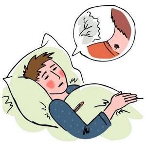 укус клеща симптомы лечение последствия