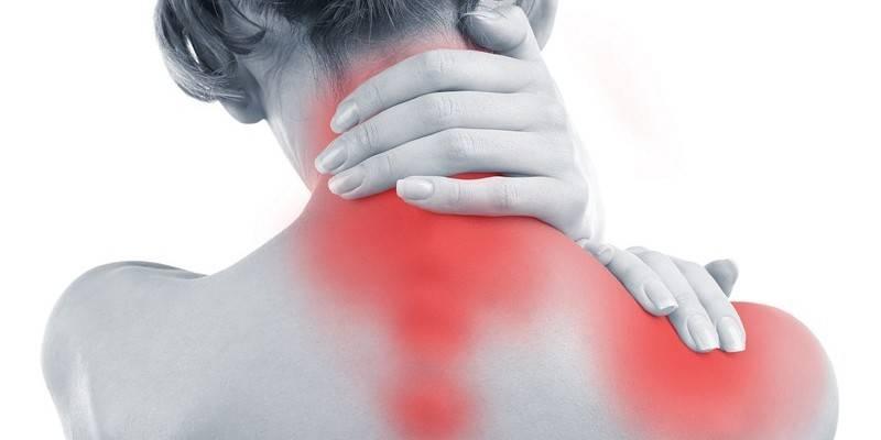 воспаление шеи симптомы и лечение