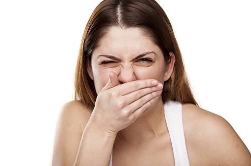 запах из бронхов причины и симптомы лечение