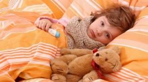 ангина симптомы и лечение ребенка