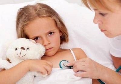 ангина у грудничка симптомы и лечение комаровский
