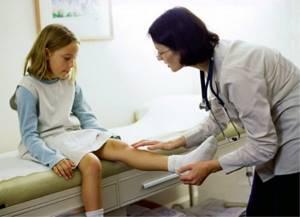 артрит у ребенка симптомы и лечение