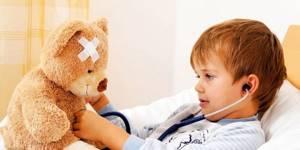 цитомегаловирус у ребенка симптомы лечение