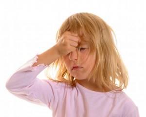 фронтит у ребенка симптомы лечение