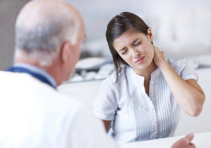хондроз шеи симптомы и лечение