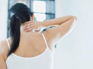 хондроз шеи симптомы и лечение в домашних