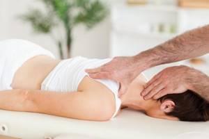 хондроз шеи симптомы лечение