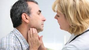 лимфома лимфоузлов шеи симптомы лечение