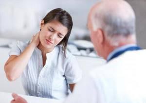 лимфоузлы на затылке воспаление симптомы лечение