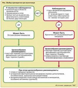 молочница причины симптомы лечение и профилактика