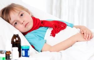 мононуклеоз у ребенка симптомы и лечение