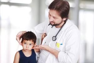 паротит у ребенка симптомы и лечение