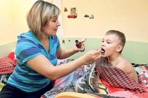 первые симптомы орви у ребенка лечение