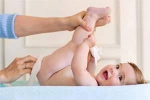 потница у ребенка симптомы и лечение