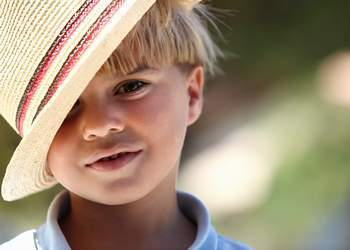 ребенок перегрелся на солнце симптомы лечение