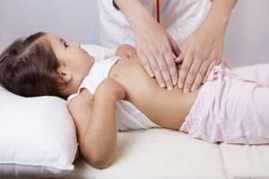 ребенок сорвал поджелудочную симптомы и лечение