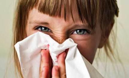 риноаденоидит у ребенка симптомы и лечение