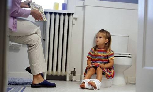 симптомы цистита у девочек 7 лет лечение