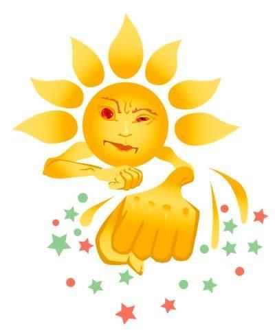 солнечный удар симптомы у ребенка лечение