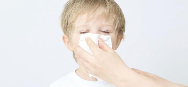 у ребенка простуда симптомы и лечение