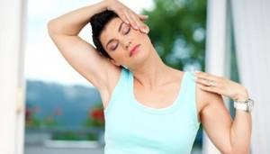 упражнения шейный остеохондроз симптомы лечение в домашних условиях упражнения