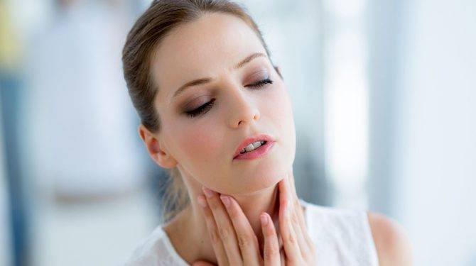 воспаление подчелюстного лимфоузла симптомы и лечение