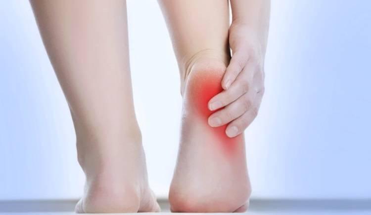 воспаление пяточной кости симптомы и лечение