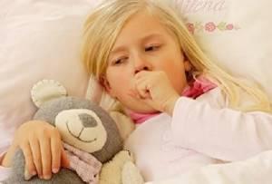аллергенный кашель у ребенка симптомы и лечение