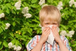 аллергический насморк у ребенка симптомы и лечение доктор комаровский