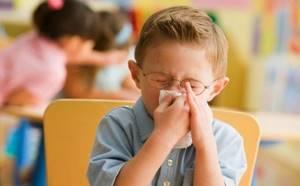 аллергический ринит у ребенка до года симптомы и лечение