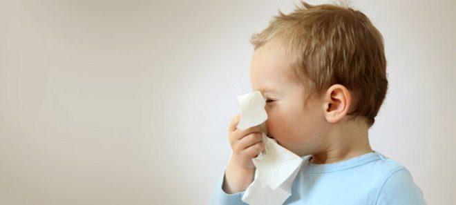 аллергический синусит у ребенка симптомы и лечение комаровский
