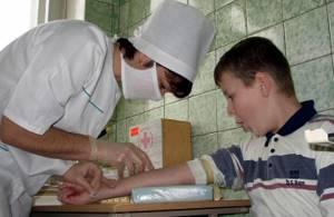 аллергия на диаскинтест у ребенка симптомы и лечение